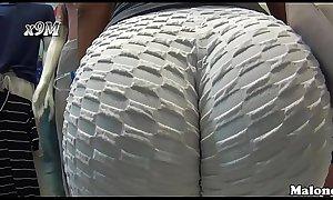 Candid Booty Rabuda Bunduda Bucetona Butt Voyeur Culona Pawg BBW x1M-x10M
