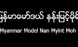 Nan Myint Moh Myanmar Model 2017