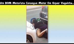 Um Bom Motorista Consegue Meter Em Qualquer Vaguinha