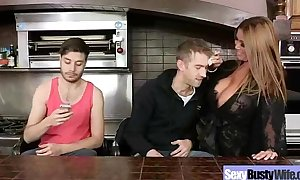 Intercorse on camera with beautiful older breasty white lady (kianna dior) video-21