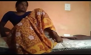 indian cheating maid  Mani Aunty shows pussy ass my cock is study