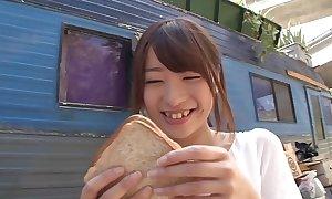 Hatsumi Saki fucks BBC in trailer