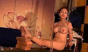 Chinese Model 李梓熙 Li ZiXi - Bondage Shoot BTS Part 4. Watch more: http://123link.vip/hNC88n
