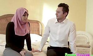 FamilyOrgasm.com - Irani Bombshell Fucked by Nephew