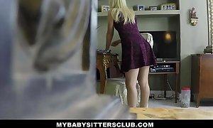 Mybabysittersclub - babysitter thief acquires caugh...