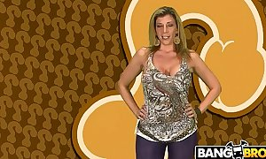 Bangbros - hinie he align featuring milf sara jay coupled with a unmitigatedly accidental acid-head